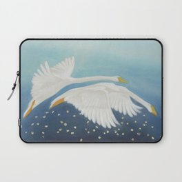 Two Birds of a Feather Laptop Sleeve