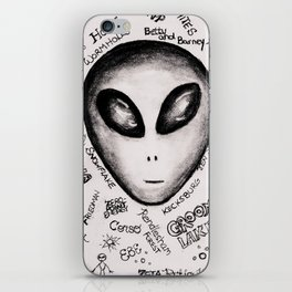 Ufology 101 iPhone Skin