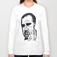 godfather Long Sleeve T-shirts featuring The Godfather by tyler Guill