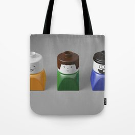 Duplo Family Tote Bag