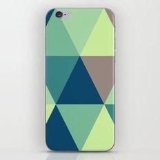 I spy triangles iPhone & iPod Skin