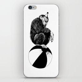 Chimp iPhone Skin