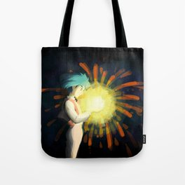Howl Caught a Falling Star! Tote Bag