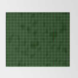 Forbes Tartan Throw Blanket
