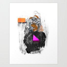 Norma I Art Print