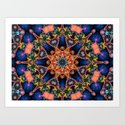 BBQSHOES: Kaleidoscopic Fractal Digital Art Design 1702K by bbqshoes