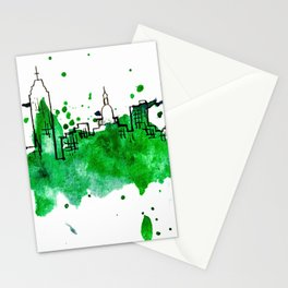 Going Downtown: Lansing Stationery Cards
