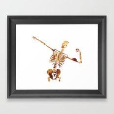 Mr Universe Framed Art Print