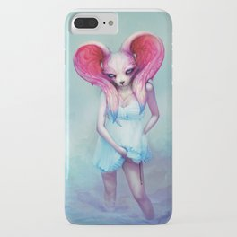 rabbit_1 iPhone Case