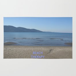 Beach Therapy Rug