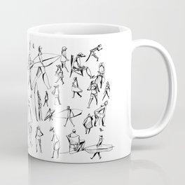 People Of the Beach : Short Sands, OR Coffee Mug