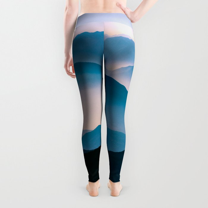 Pale Morning Light Leggings