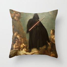 Savior | Darth Vader Throw Pillow