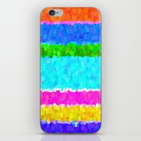 miami iPhone & iPod Skins featuring Miami by Saundra Myles