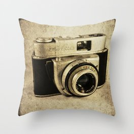 Beirette Throw Pillow