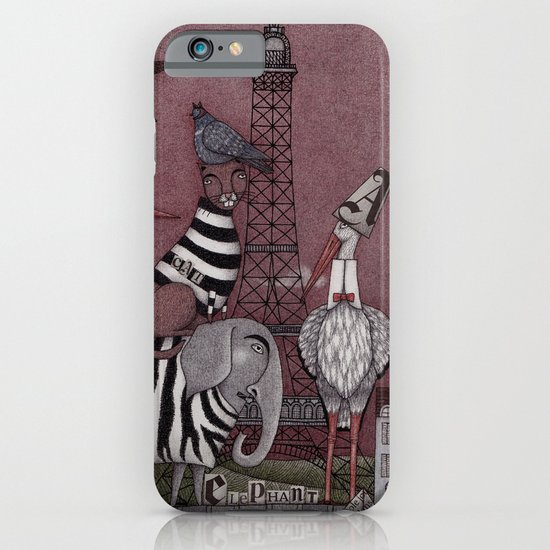 Animal Convention iPhone & iPod Case