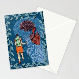 The World Tarot card Stationery Cards