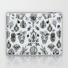Symbols Laptop & iPad Skin