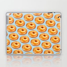 Donut Pattern - Glazed Laptop & iPad Skin