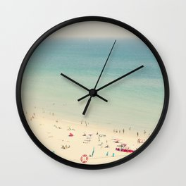 beach VII Wall Clock