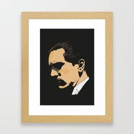 Vito Corleone - The Godfather Part II Framed Art Print