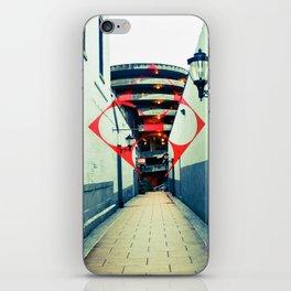 Perception iPhone Skin
