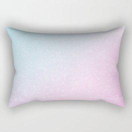 Dawn at Wonder Lake Rectangular Pillow