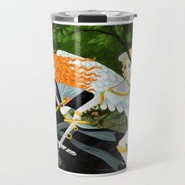 broken sword Travel Mug