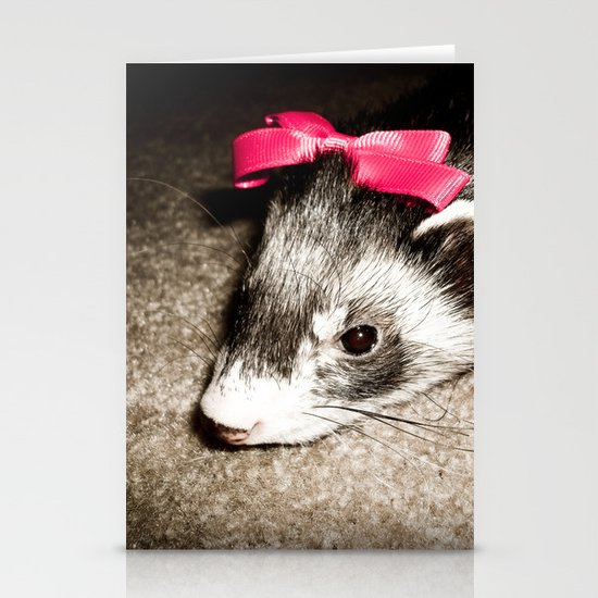 Little Princess Stationery Cards