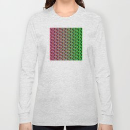 Cityscape: Orderly Chaos Long Sleeve T-shirt