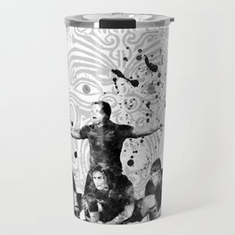 The Haka - 3 Travel Mug