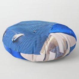 Santorini 14 Floor Pillow