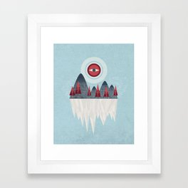 Iceland Framed Art Print