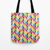 diamonds Tote Bags featuring Diamonds by Wharton
