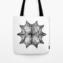 The Calabi-Yau Manifold - White Tote Bag