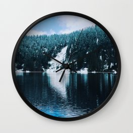 still cool blue Wall Clock