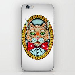 Mr Kitty  iPhone Skin