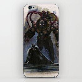 Bane iPhone Skin