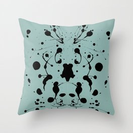 First Thought Throw Pillow