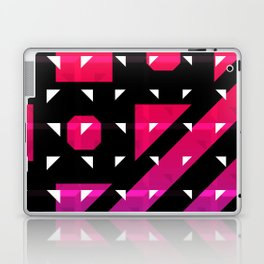 Geometric levitation Laptop & iPad Skin