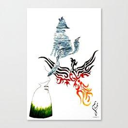 Mythologies Canvas Print