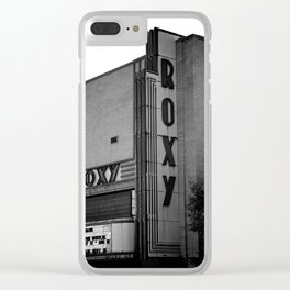 Roxy's Clear iPhone Case