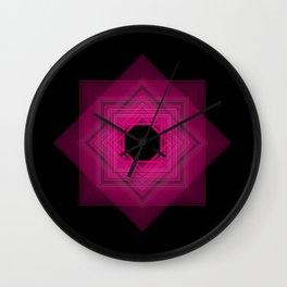 shape 1 Wall Clock