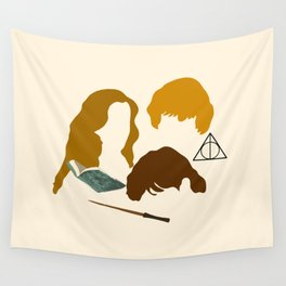 Wizard Trio Wall Tapestry