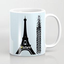 Velo Paris Coffee Mug
