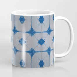 Shibori Take Two Coffee Mug