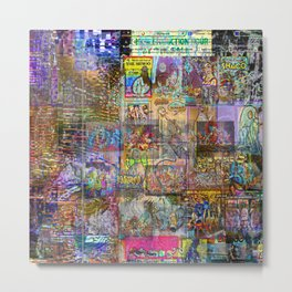 It's Such A Crazy, Crazy, Crazy Thing Metal Print