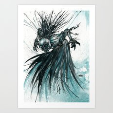 Safe Passage To The Other-side  Art Print