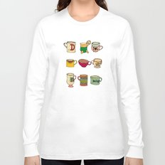 My Mugs! Long Sleeve T-shirt