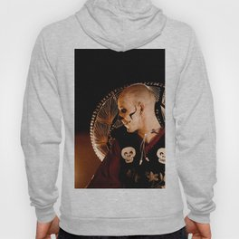 Mariachi Fire Dance - Day of the Dead Hoody